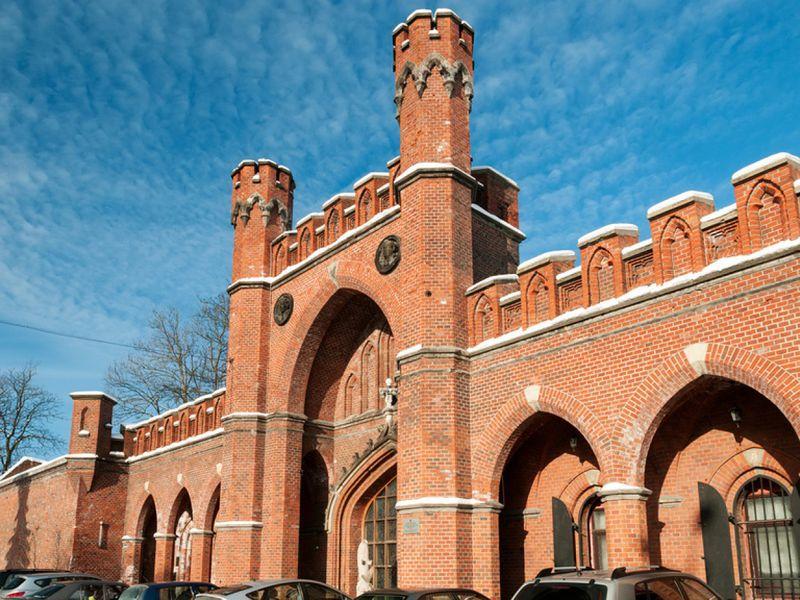 Гранд-тур по Калининграду - экскурсия в Калининграде