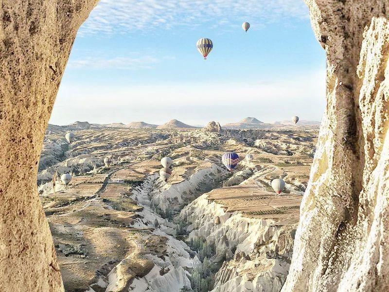 Путешествие в Каппадокию на 2 дня - экскурсия в Кемере