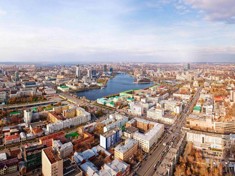 По Красной линии Екатеринбурга с одним из ее хранителей - экскурсия в Екатеринбурге