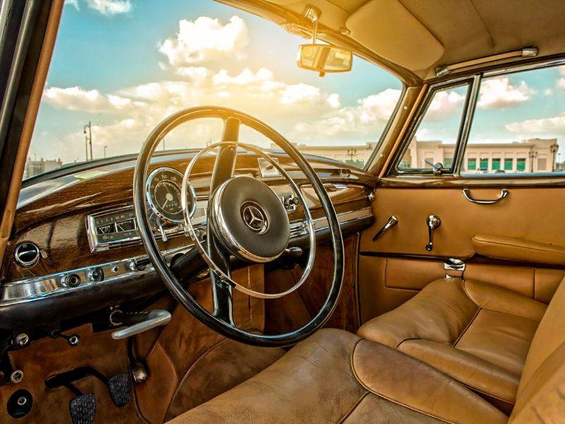 Из Дубая — в музей старинных автомобилей! - экскурсия в Дубае