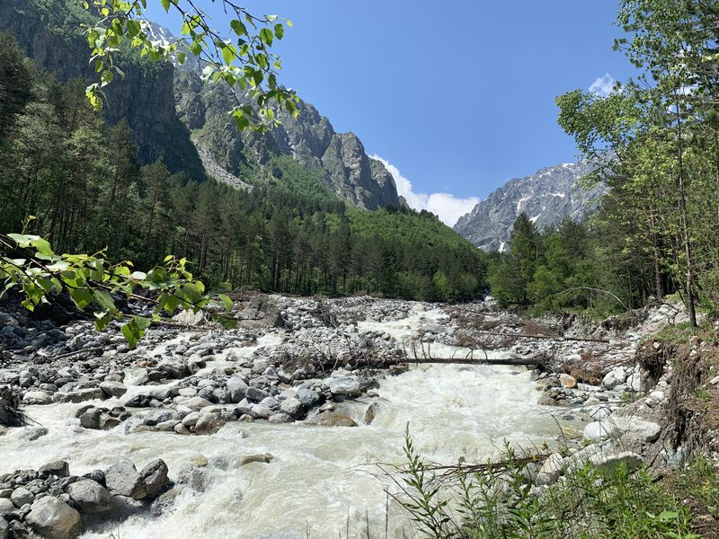 Заповедный край Цейского ущелья - экскурсия в Пятигорске
