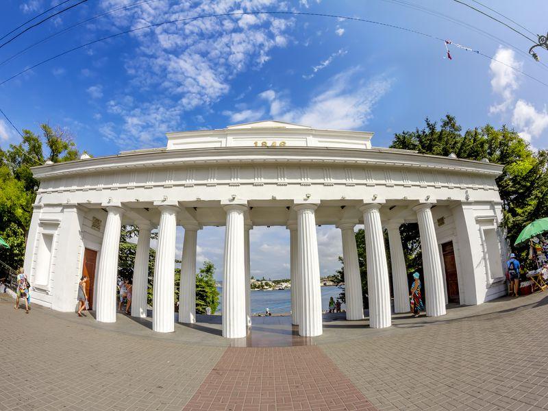 Морская крепость Севастополь - экскурсия в Севастополе