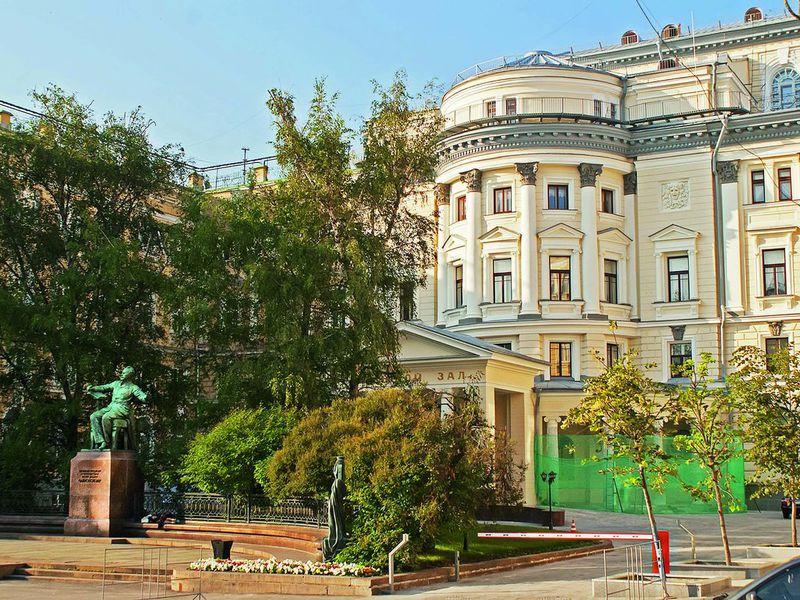Музыкальная Москва (с посещением музея Рихтера) - экскурсия в Москве