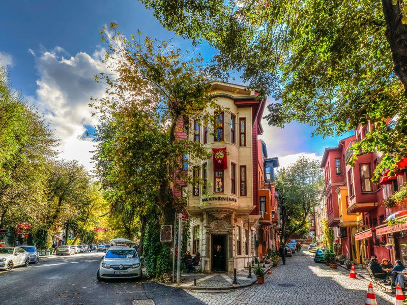 Кузгунджук— путешествие вСтамбул 19века - экскурсия в Стамбуле