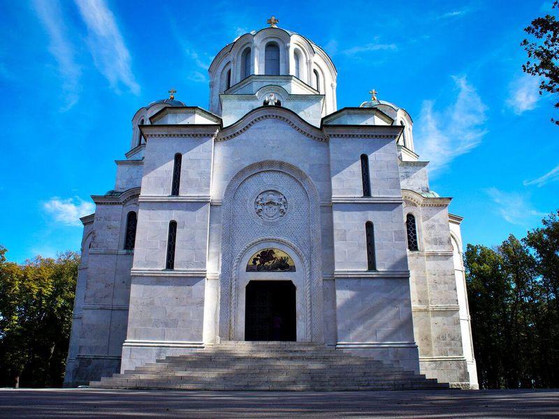 Шумадия: королевская Сербия - экскурсия в Нови-саде