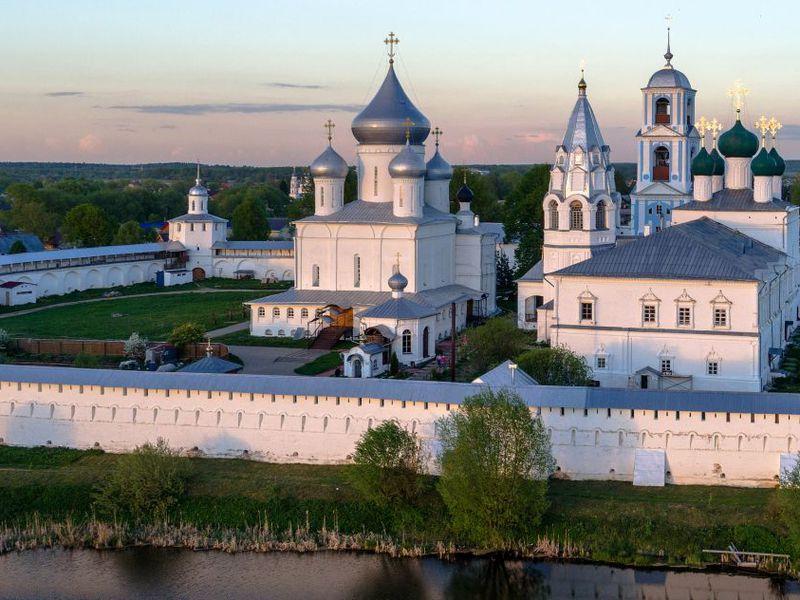 Переславль-Залесский: земля русской святости - экскурсия в Переславле-Залесском