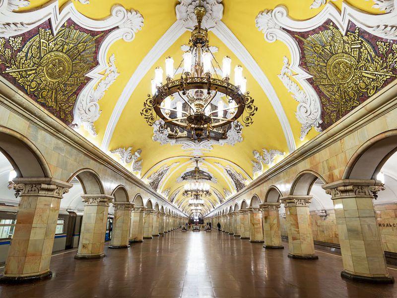 Квест пометро «Московское подземелье» - экскурсия в Москве