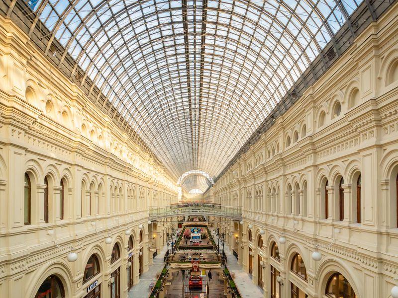 Парфюмерная Москва - экскурсия в Москве