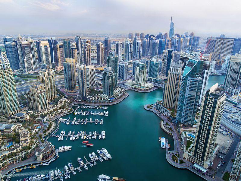 Дубай — первая встреча - экскурсия в Дубае