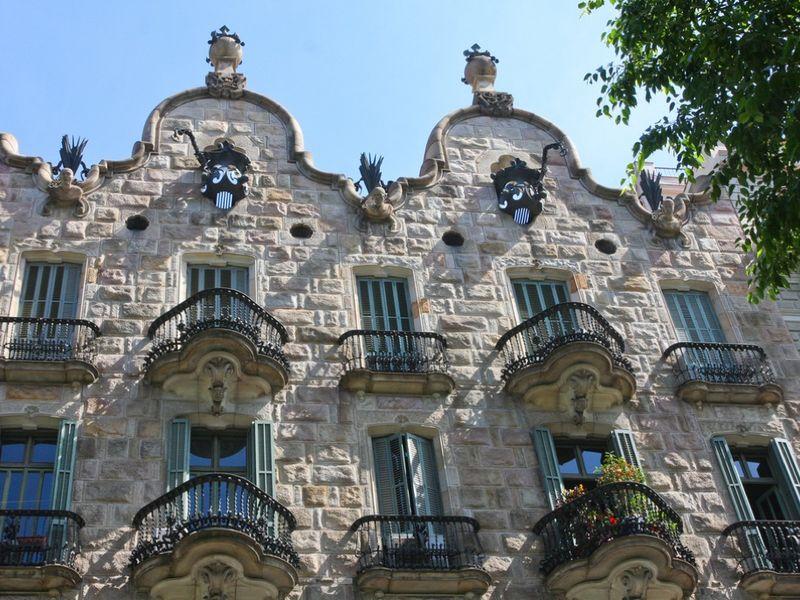 Весь Гауди за 5 часов - экскурсия в Барселоне