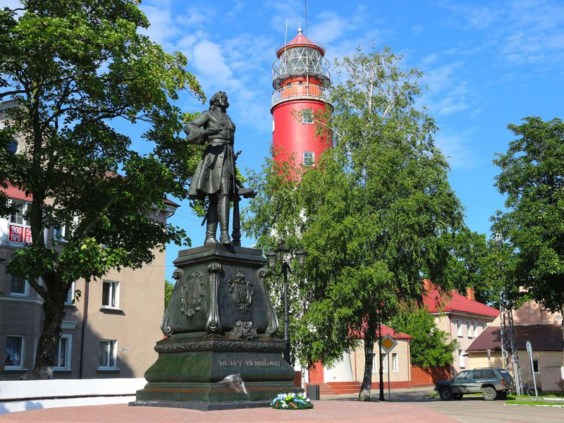Два в одном: Балтийск и Балтийская коса - экскурсия в Калининграде