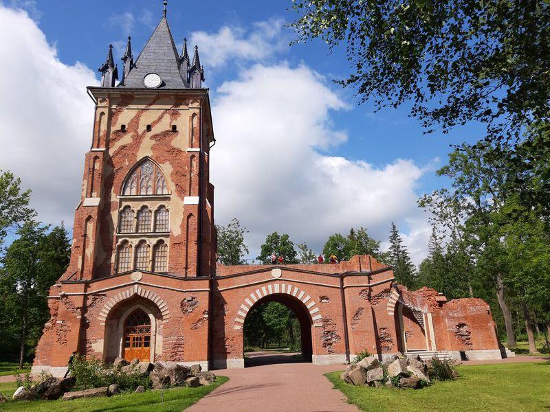 Все краски Царского Села - экскурсия в Санкт-Петербурге