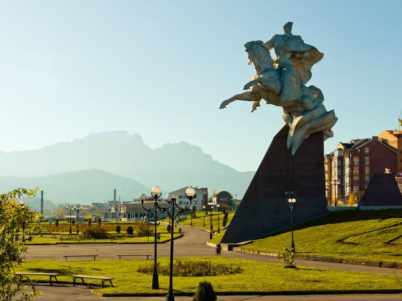 Автобусная экскурсия «Один день в горах Осетии» - экскурсия в Владикавказе