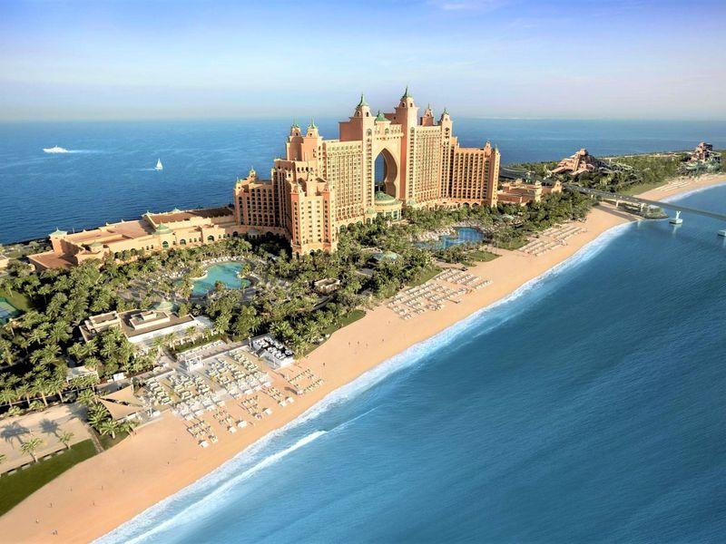 Дубай — все о «жемчужине мира» - экскурсия в Дубае