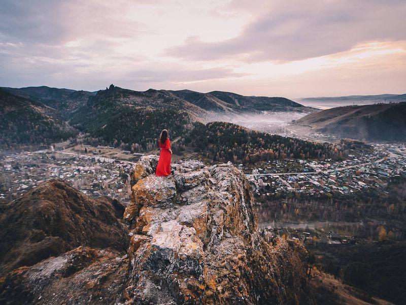 Три вершины Красноярска: путешествие по местам силы - экскурсия в Красноярске