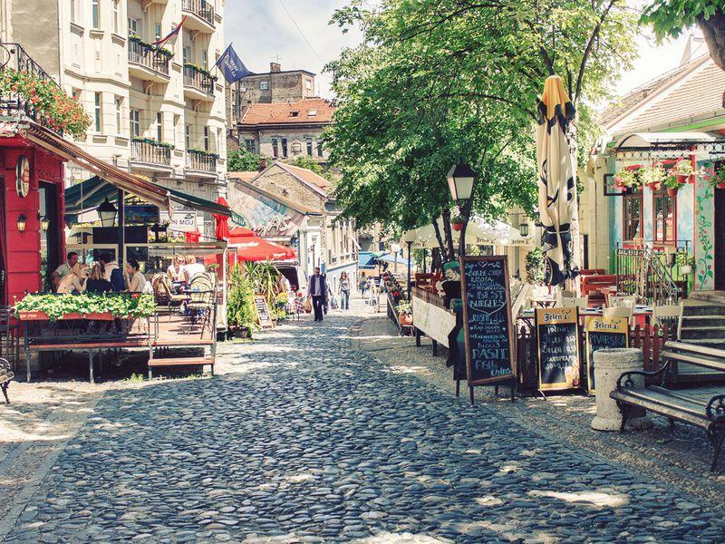 ПоБелграду споэтессой - экскурсия в Белграде