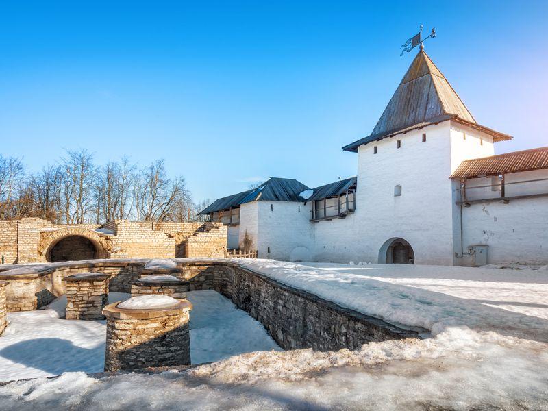 По следам царской семьи в Пскове - экскурсия в Пскове