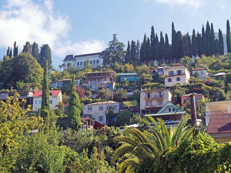 Гастрономическое путешествие в Абхазию - экскурсия в Сочи