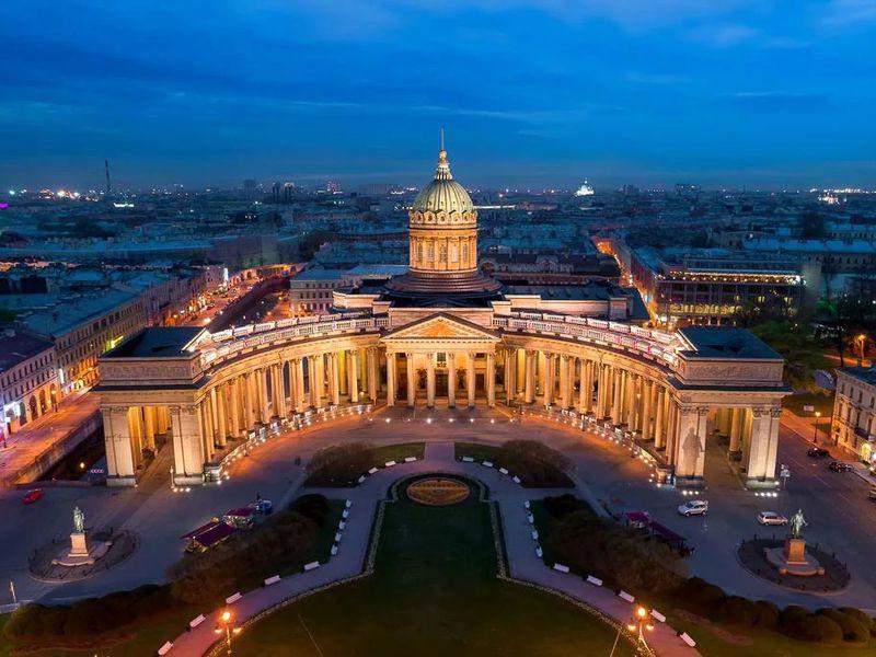 Экскурсия-сюрприз поПетербургу - экскурсия в Санкт-Петербурге