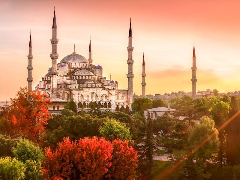 Стамбул — любовь с первого взгляда - экскурсия в Стамбуле