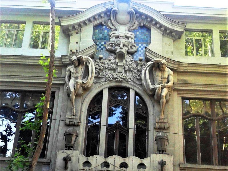 Тифлис— город модерна - экскурсия в Тбилиси