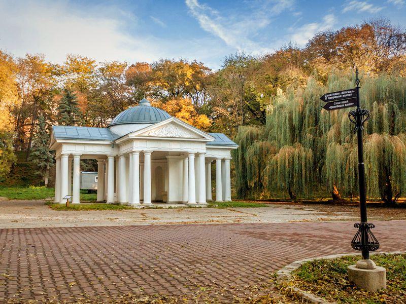Добро пожаловать в Ессентуки! - экскурсия в Железноводске