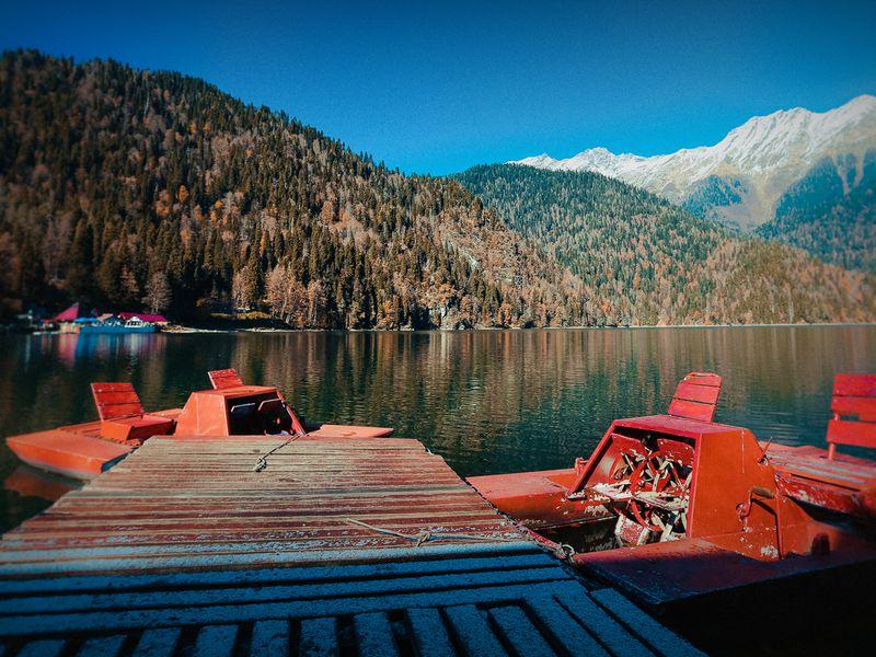 Через Гагру на озеро Рица - экскурсия в Сочи
