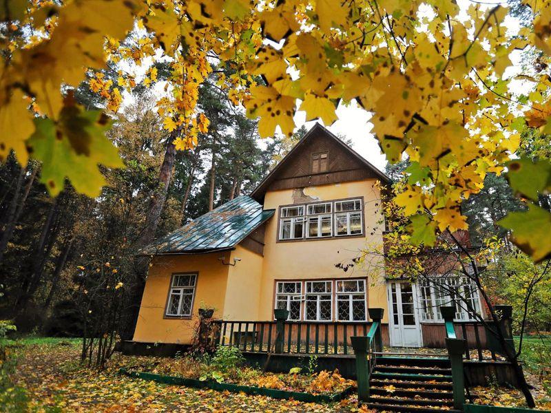 Уютное Переделкино - экскурсия в Москве