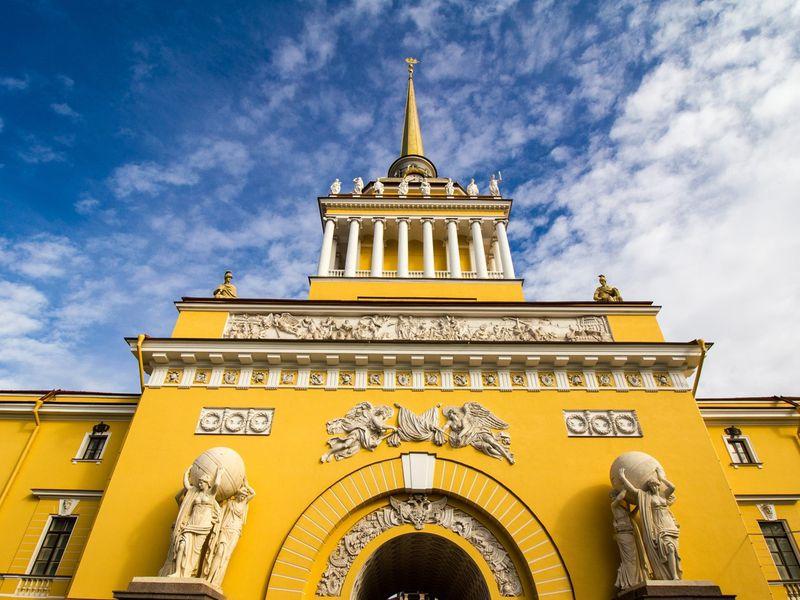 Царь-плотник: морская история Петербурга - экскурсия в Санкт-Петербурге
