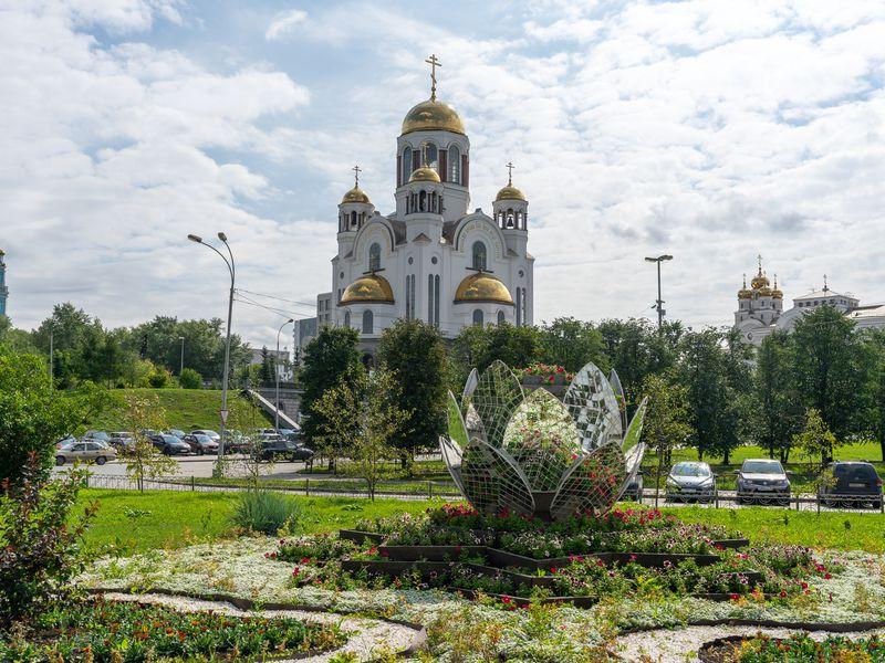 Влюбиться в Екатеринбург за один день! - экскурсия в Екатеринбурге
