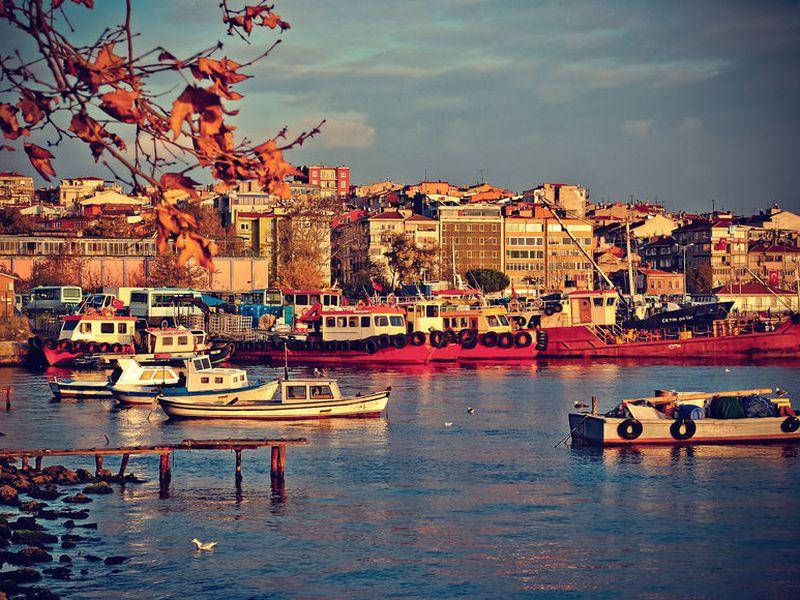 Прогулка-квест посамобытному Кадыкёю - экскурсия в Стамбуле