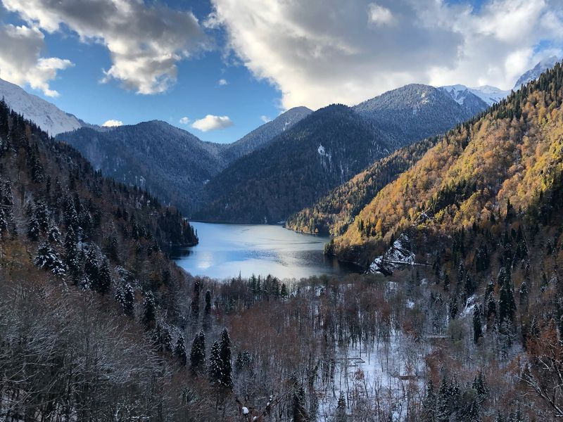 Чары Абхазии - экскурсия в Сочи