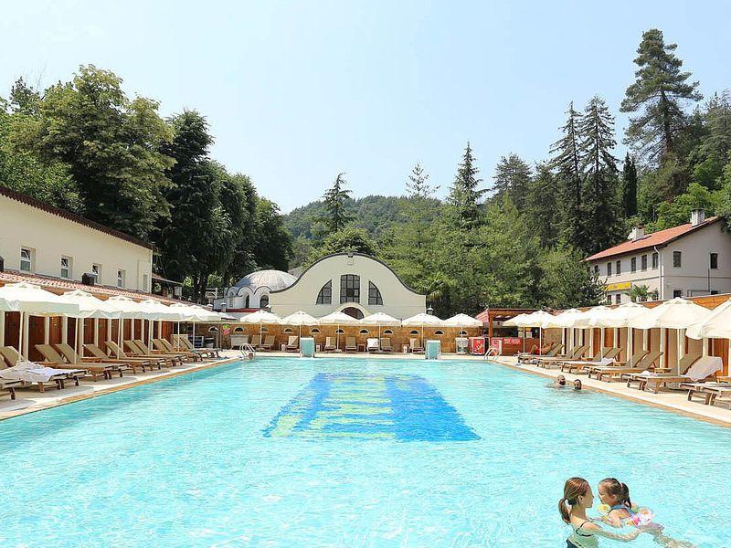 Горный курорт Ялова: магия термальных вод - экскурсия в Стамбуле