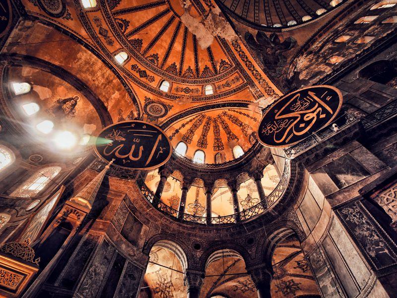 Групповая экскурсия по следам императоров и султанов - экскурсия в Стамбуле
