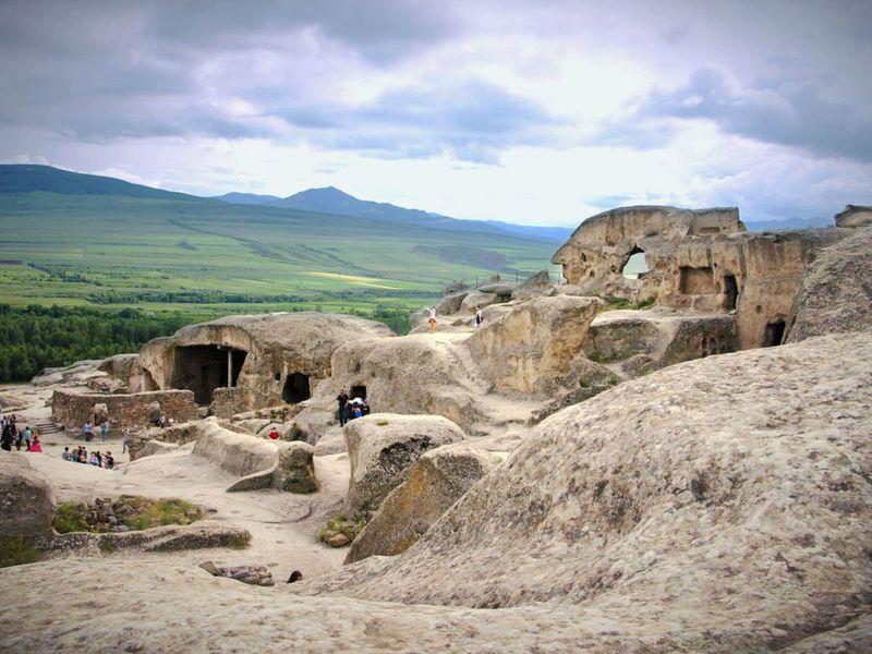 Из Тбилиси — в Гори и Уплисцихе - экскурсия в Тбилиси