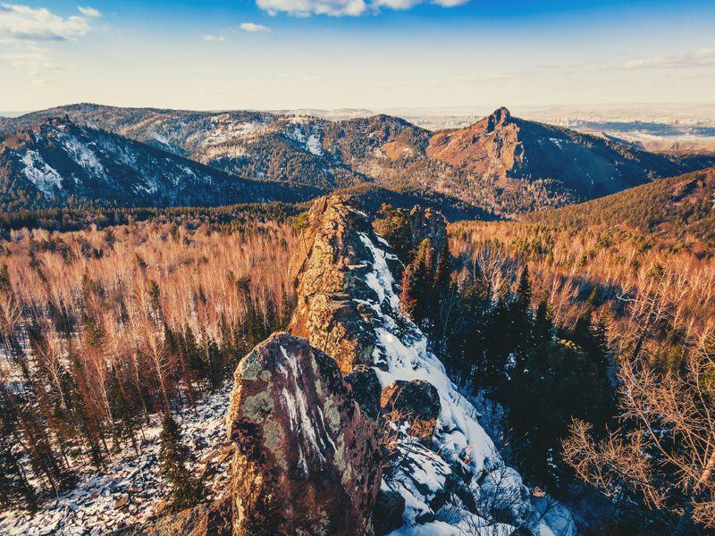 Восточные Столбы: мощь и красота красноярской природы - экскурсия в Красноярске