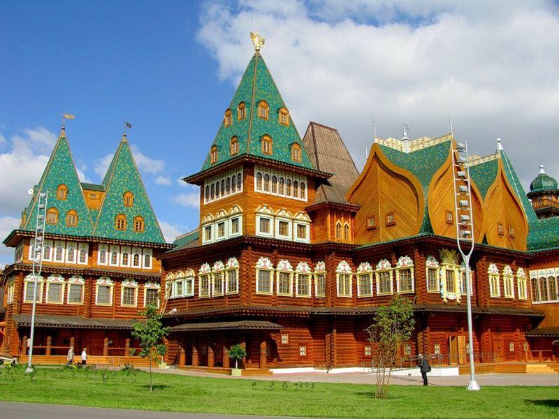 Коломенское: открываем тайны царского дворца - экскурсия в Москве