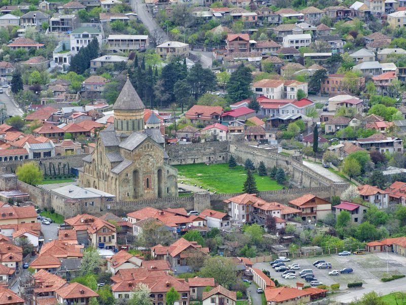 Заветная Мцхета: Джвари и Шиомгвиме - экскурсия в Тбилиси