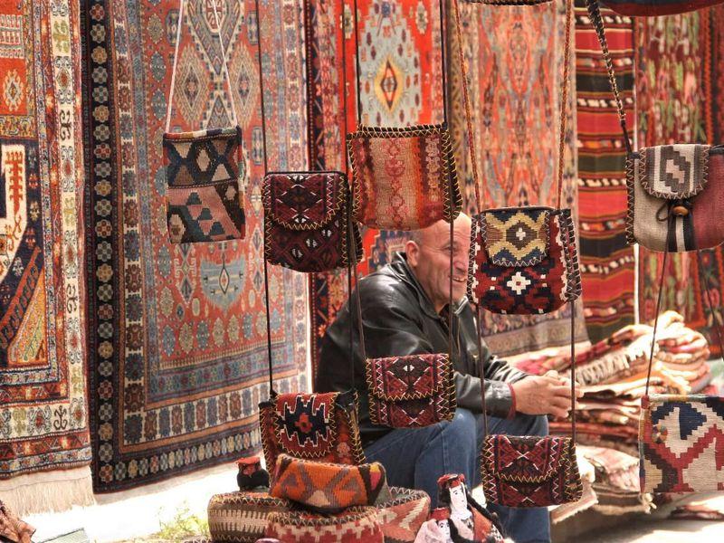 Колоритные рынки Еревана - экскурсия в Ереване
