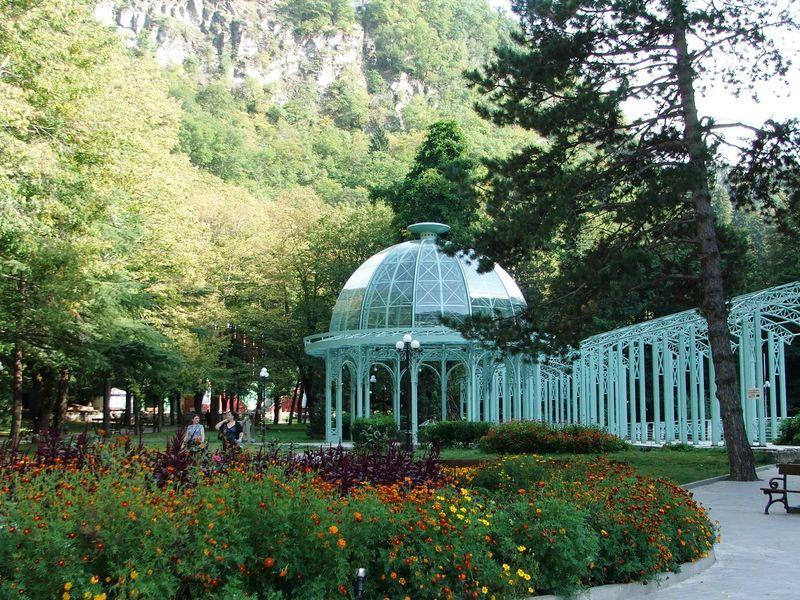Боржоми: Зеленый рай - экскурсия в Тбилиси