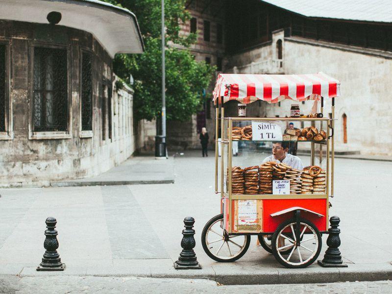 Гастрономическое путешествие по Стамбулу - экскурсия в Стамбуле
