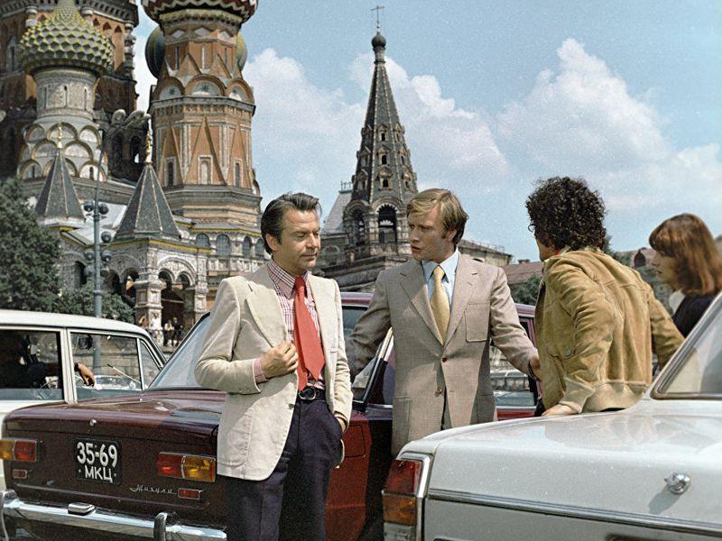 Итальянские каникулы в Москве - экскурсия в Москве