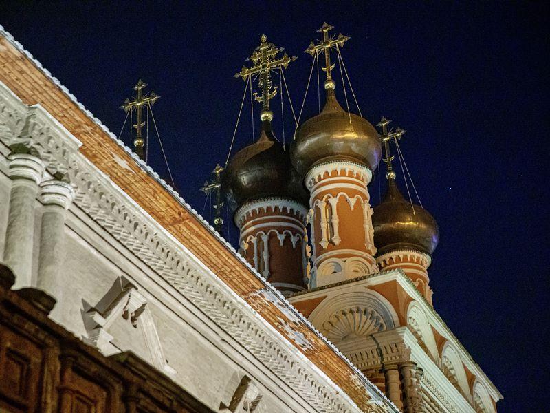 Ночная экскурсия поВысоко-Петровскому монастырю - экскурсия в Москве