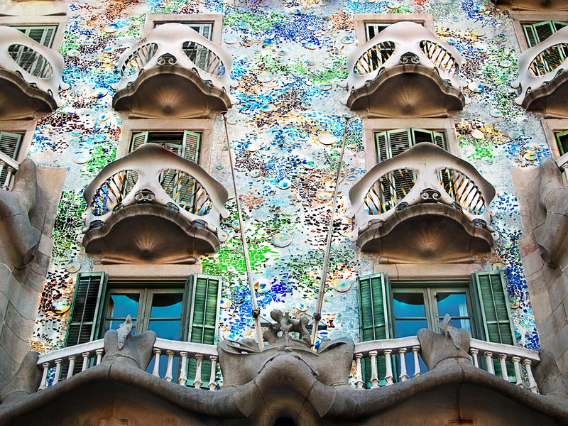 Всё о Гауди - экскурсия в Барселоне