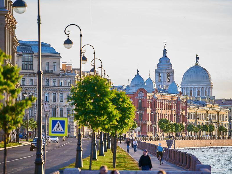 Четыре эпохи Васильевского острова - экскурсия в Санкт-Петербурге