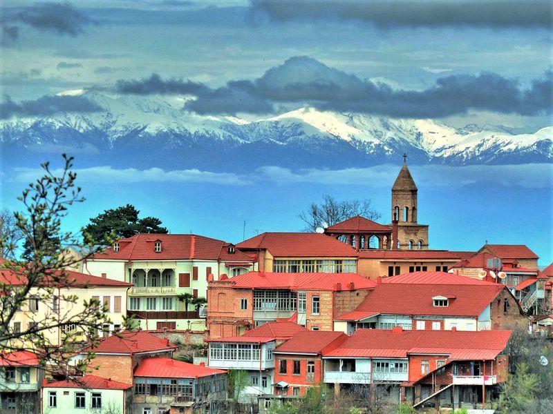 Каxети: вера и любовь, вино и застолье! - экскурсия в Тбилиси