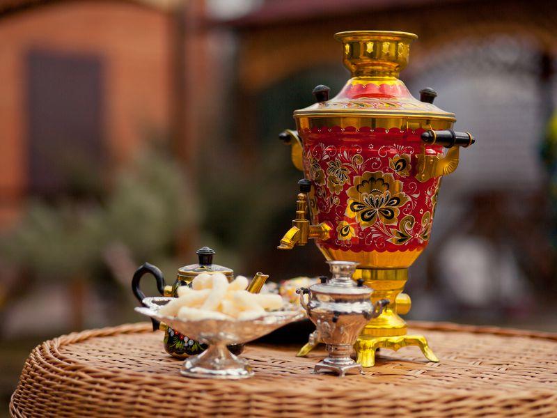 Кисловодские истории за чашкой чая - экскурсия в Кисловодске