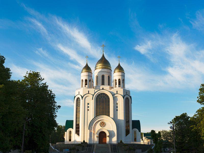 Кёнигсберг, растворенный в вечности - экскурсия в Калининграде