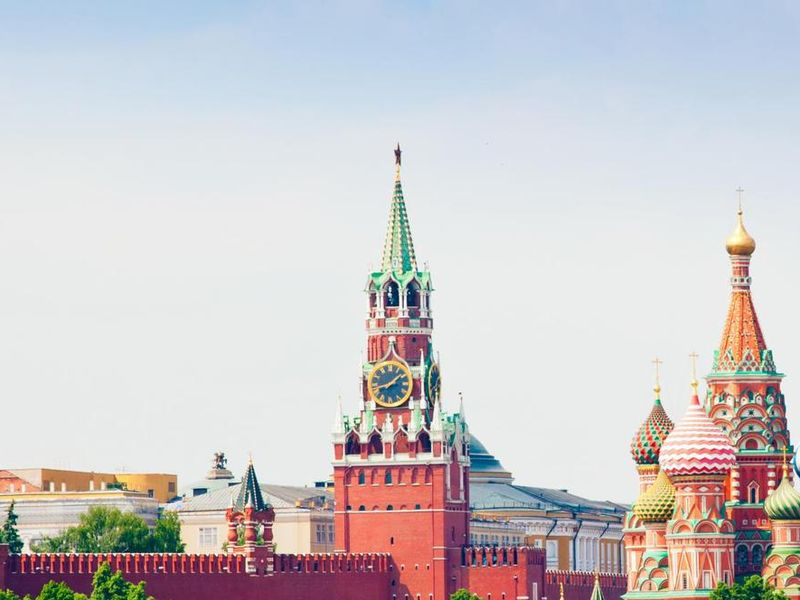 Стать москвичом за2часа - экскурсия в Москве