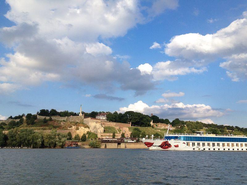 Между Европой и Балканами. Реки и мосты Белграда на катере - экскурсия в Белграде